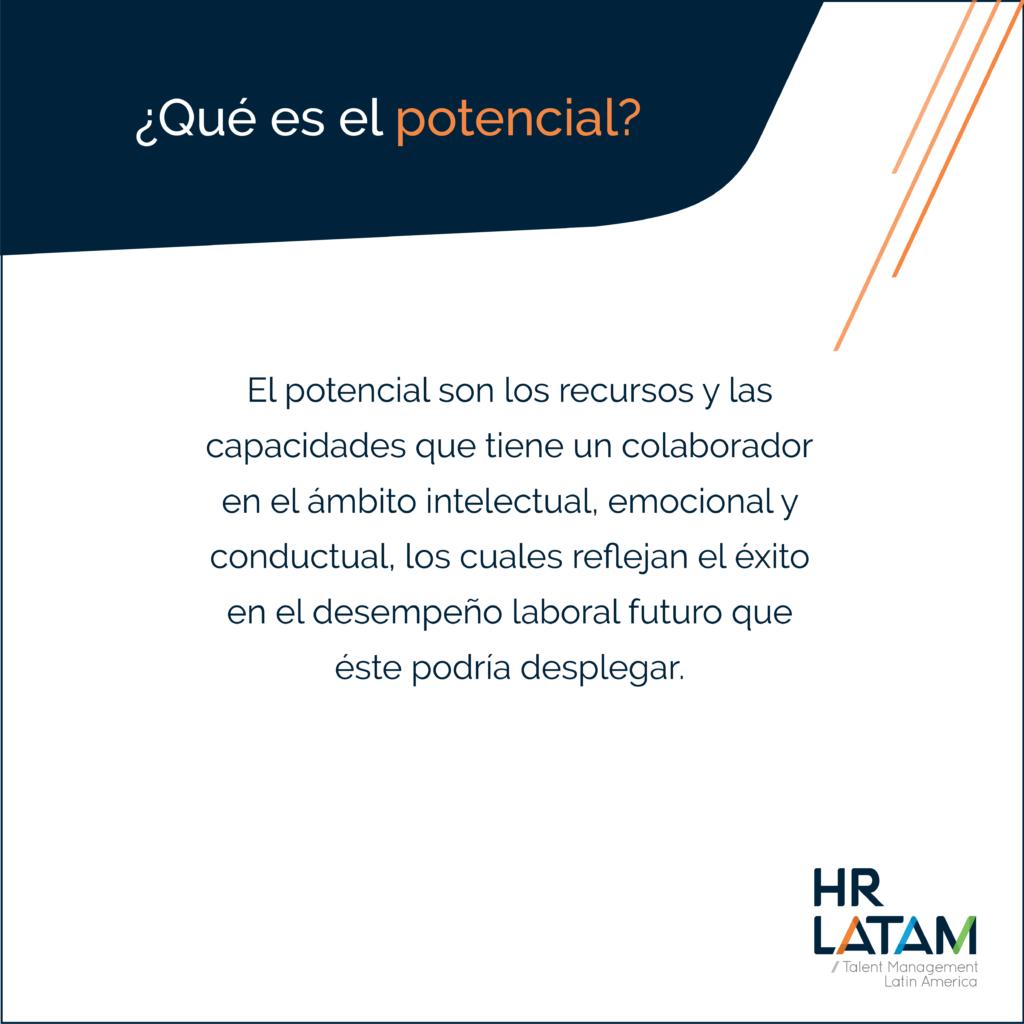 ¿Qué es el potencial?