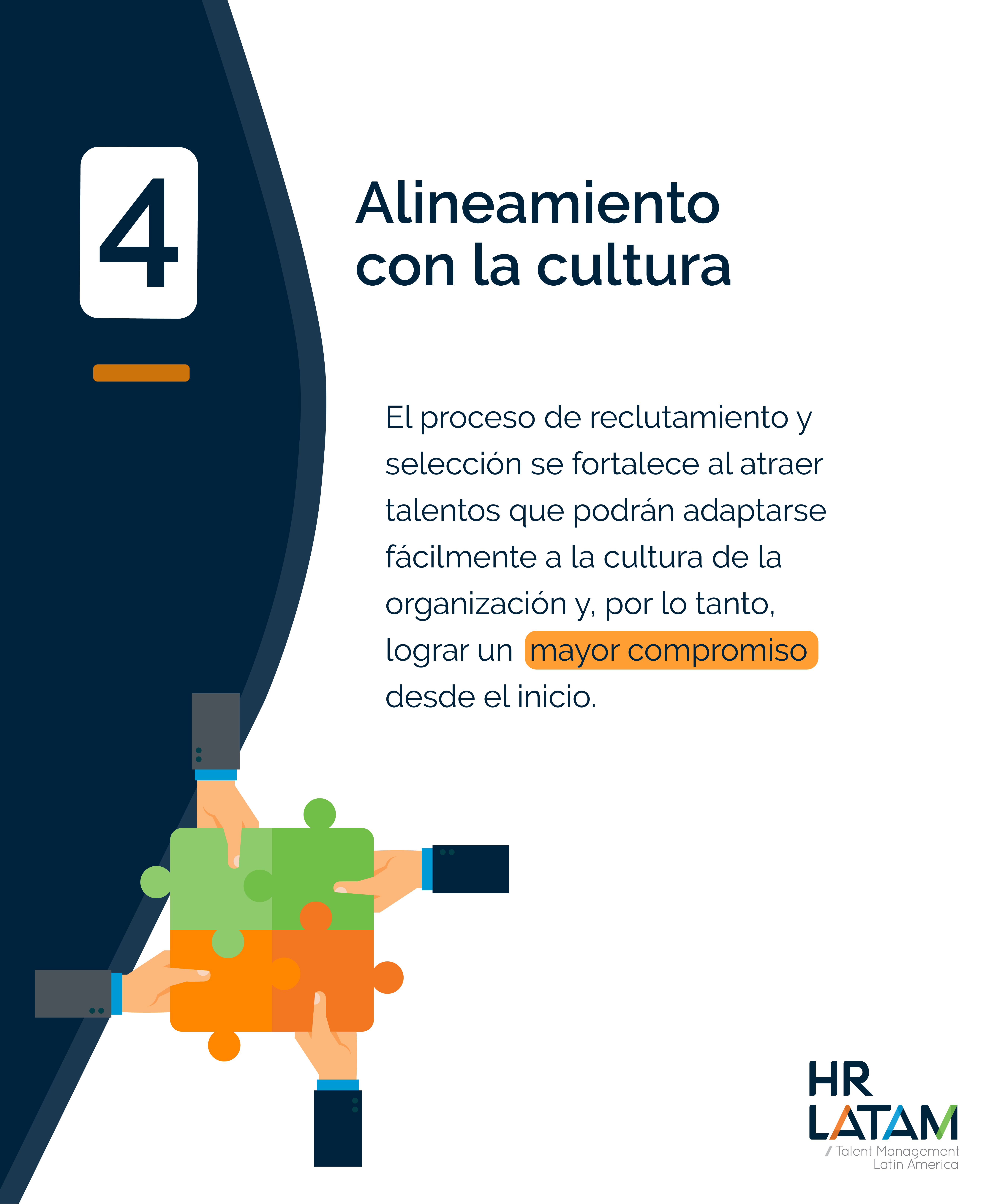 Alineamiento con la cultura (deseabilidad de empleo)