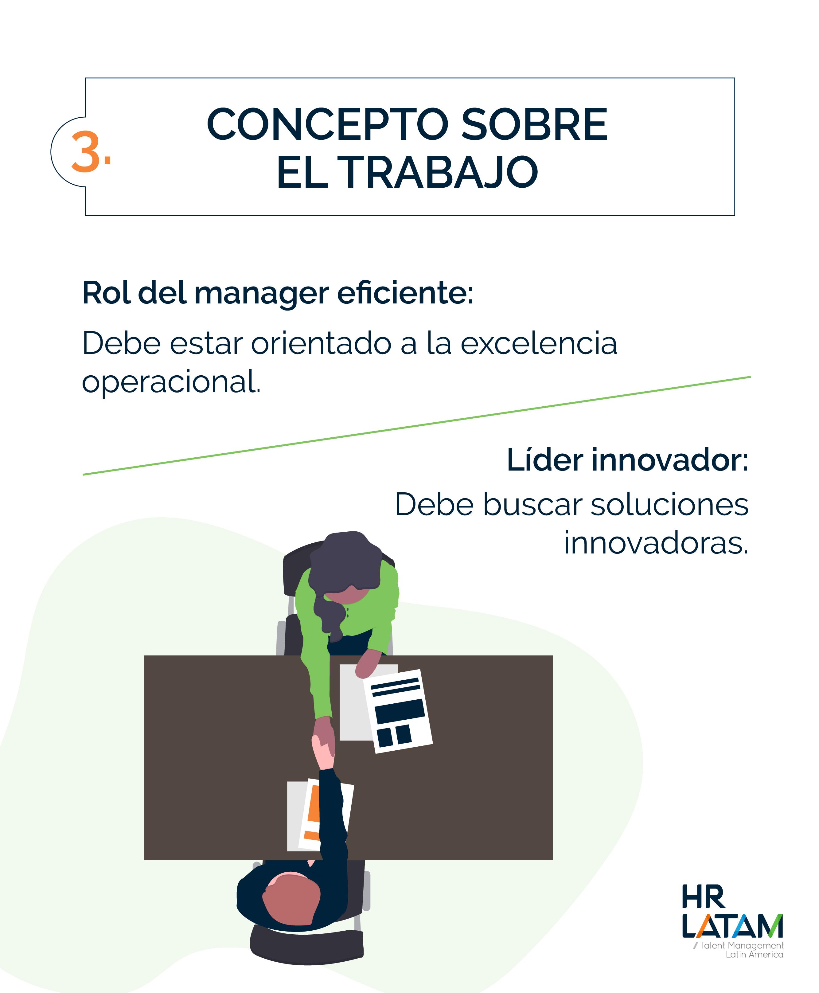 Concepto sobre el trabajo