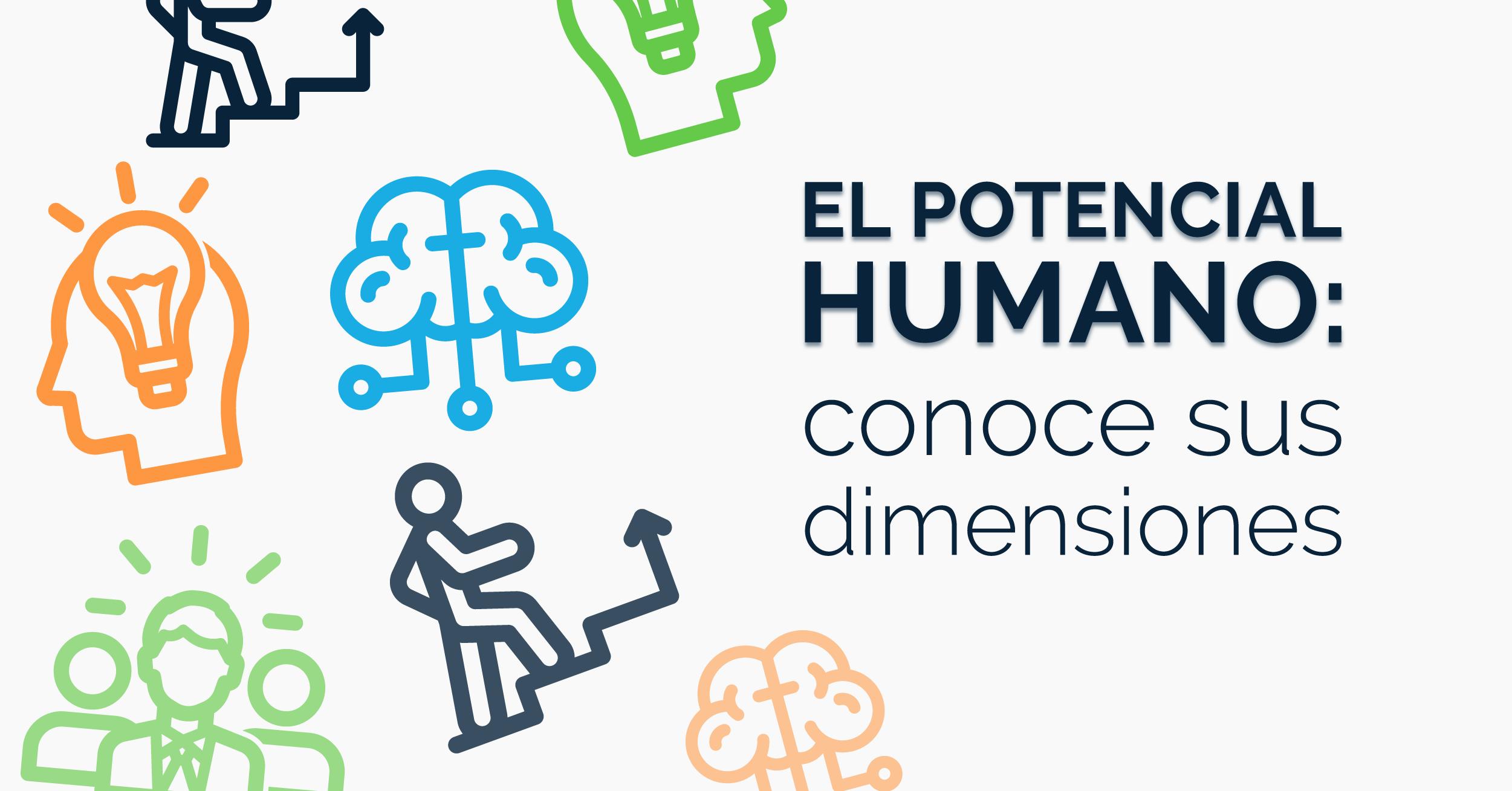 El potencial humano: conoce sus dimensiones