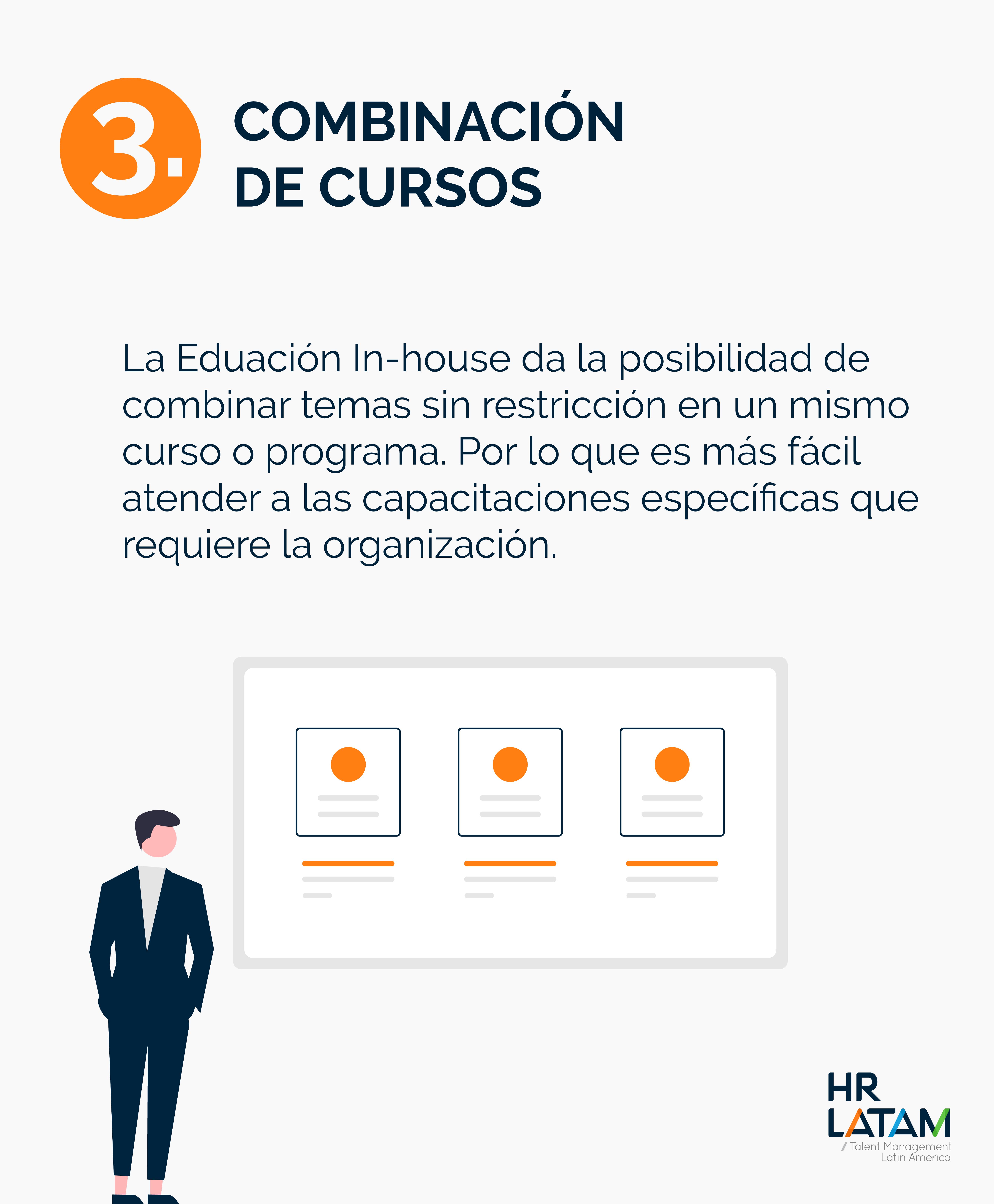 educación In-house